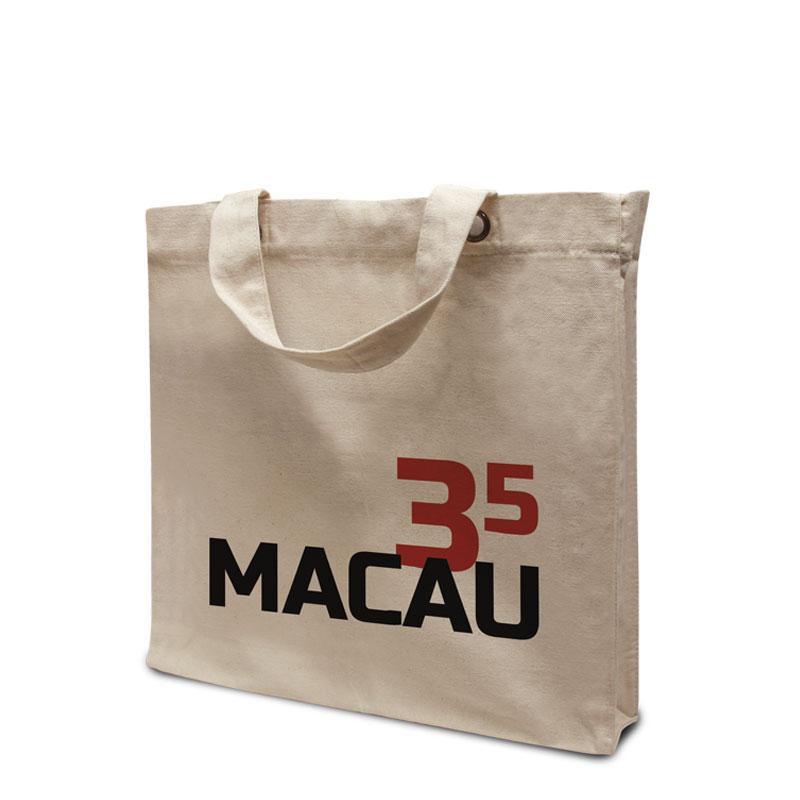 Baumwolltasche Macau in natur