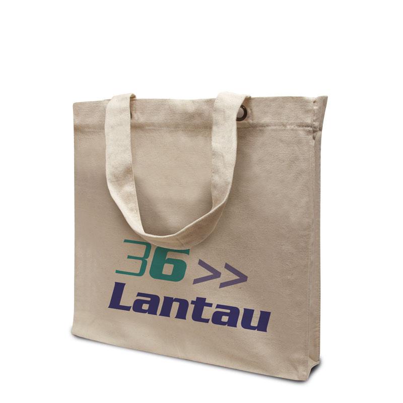 Baumwolltasche Lantau in natur