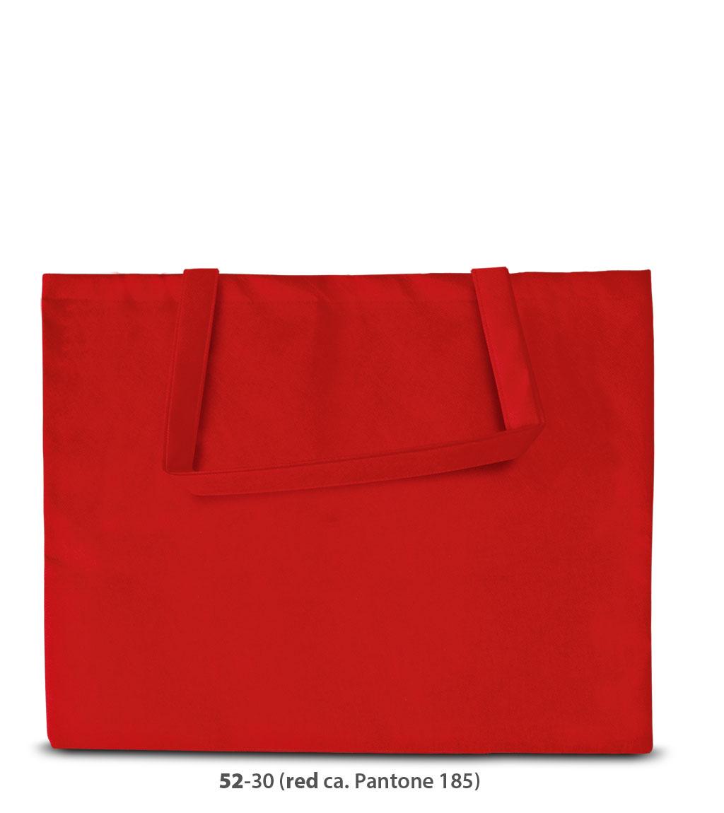 Non-Woven Tasche Zürich in rot