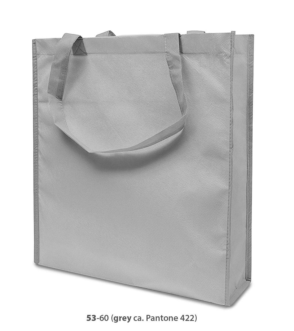 Non-Woven Tasche Lisboa in grau