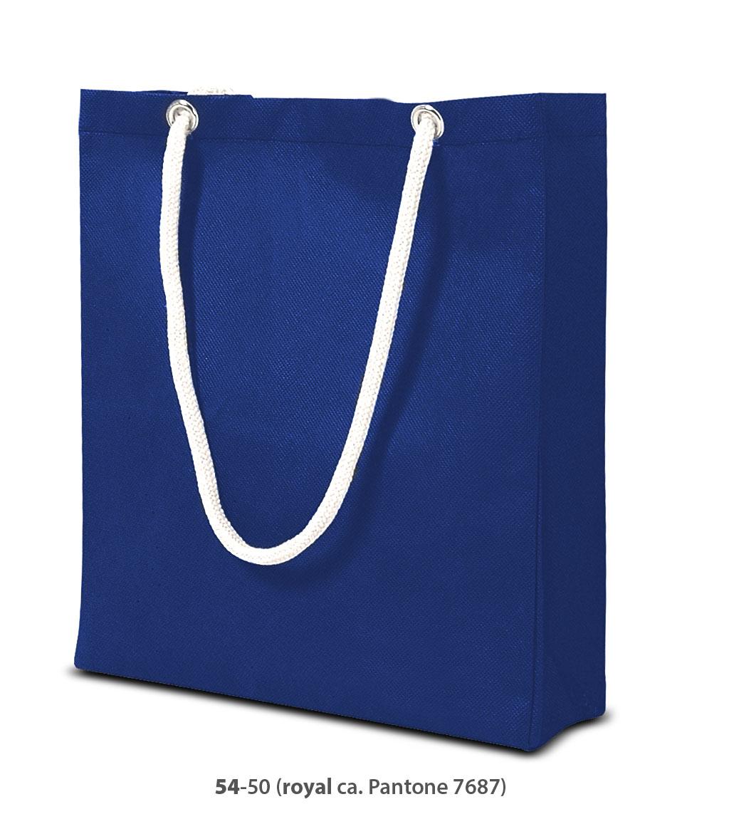 Non-Woven Tasche Berlin in blau