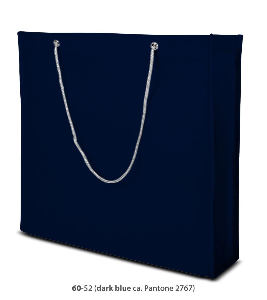 Non-Woven Tasche Milano in dunkelblau