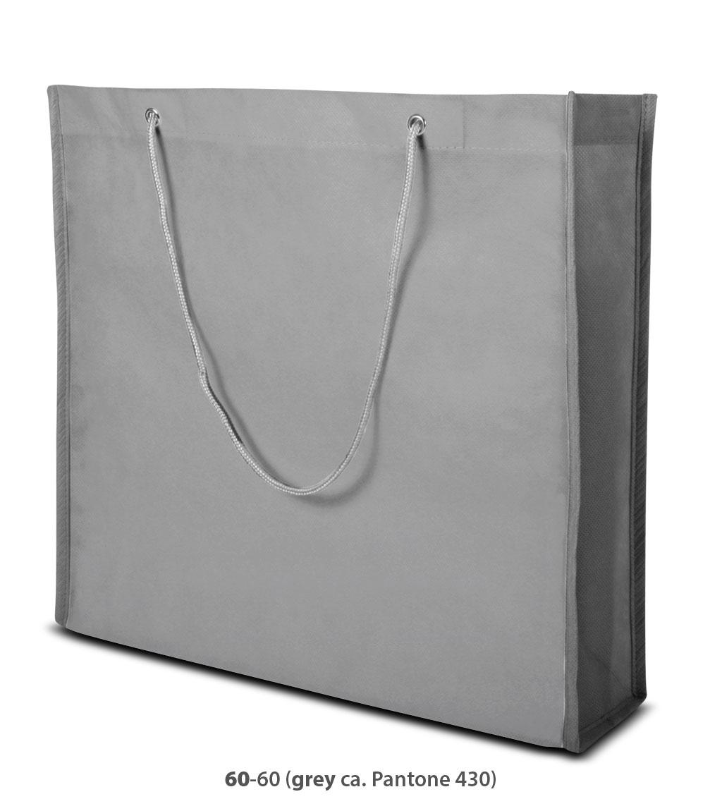 Non-Woven Tasche Milano in grau