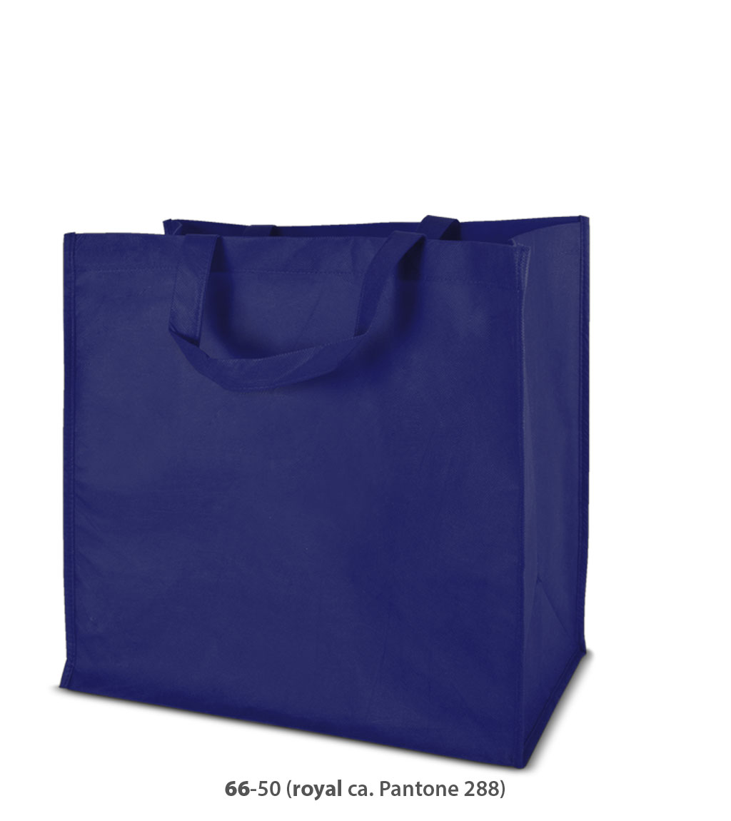 Non-Woven Tasche Moskau in royal