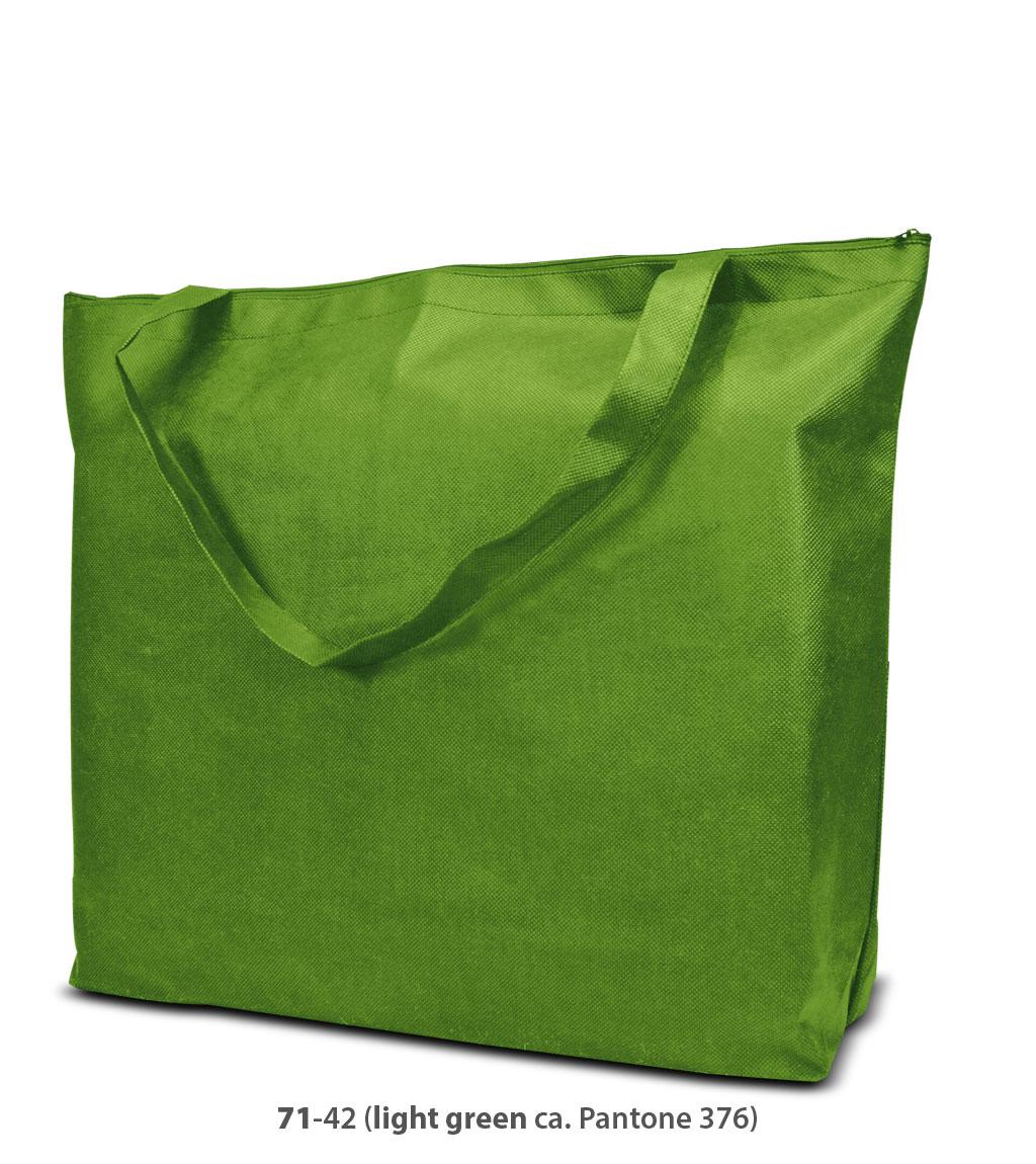 Non-Woven Tasche Stockholm in grün