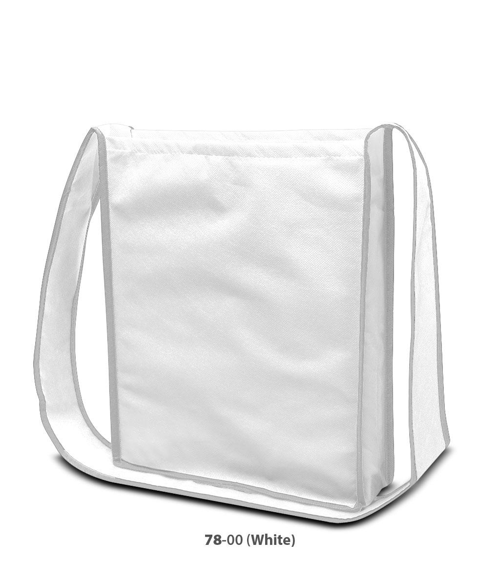 Non-Woven Tasche Bristol in weiss