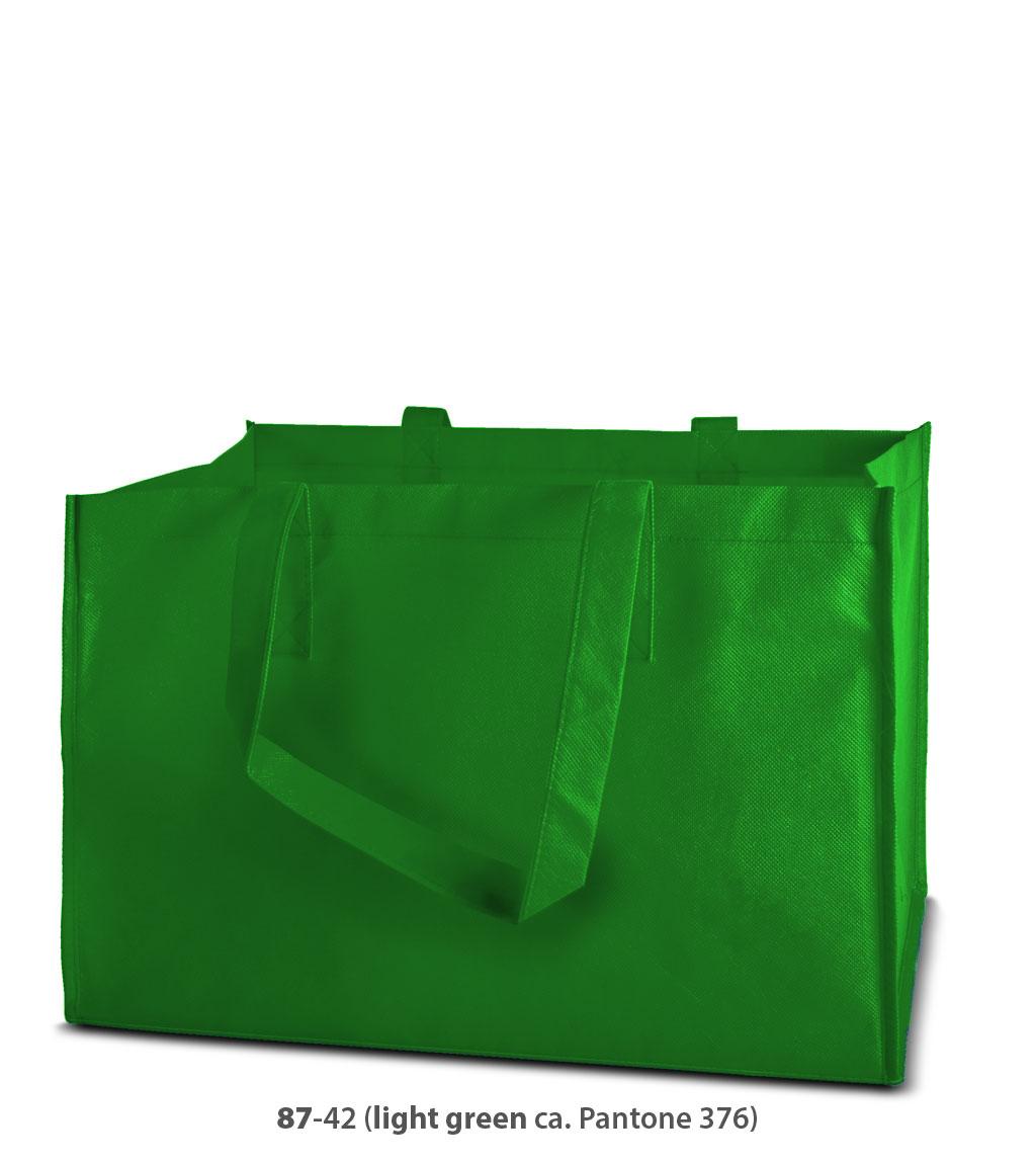 Non-Woven Tasche Prato in grün