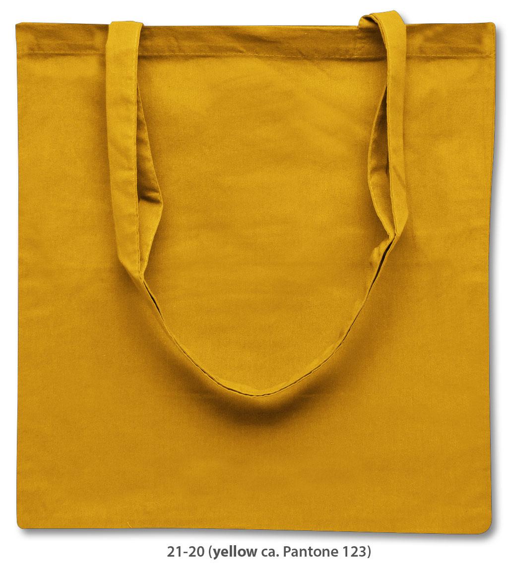 Baumwolltasche Riad in gelb