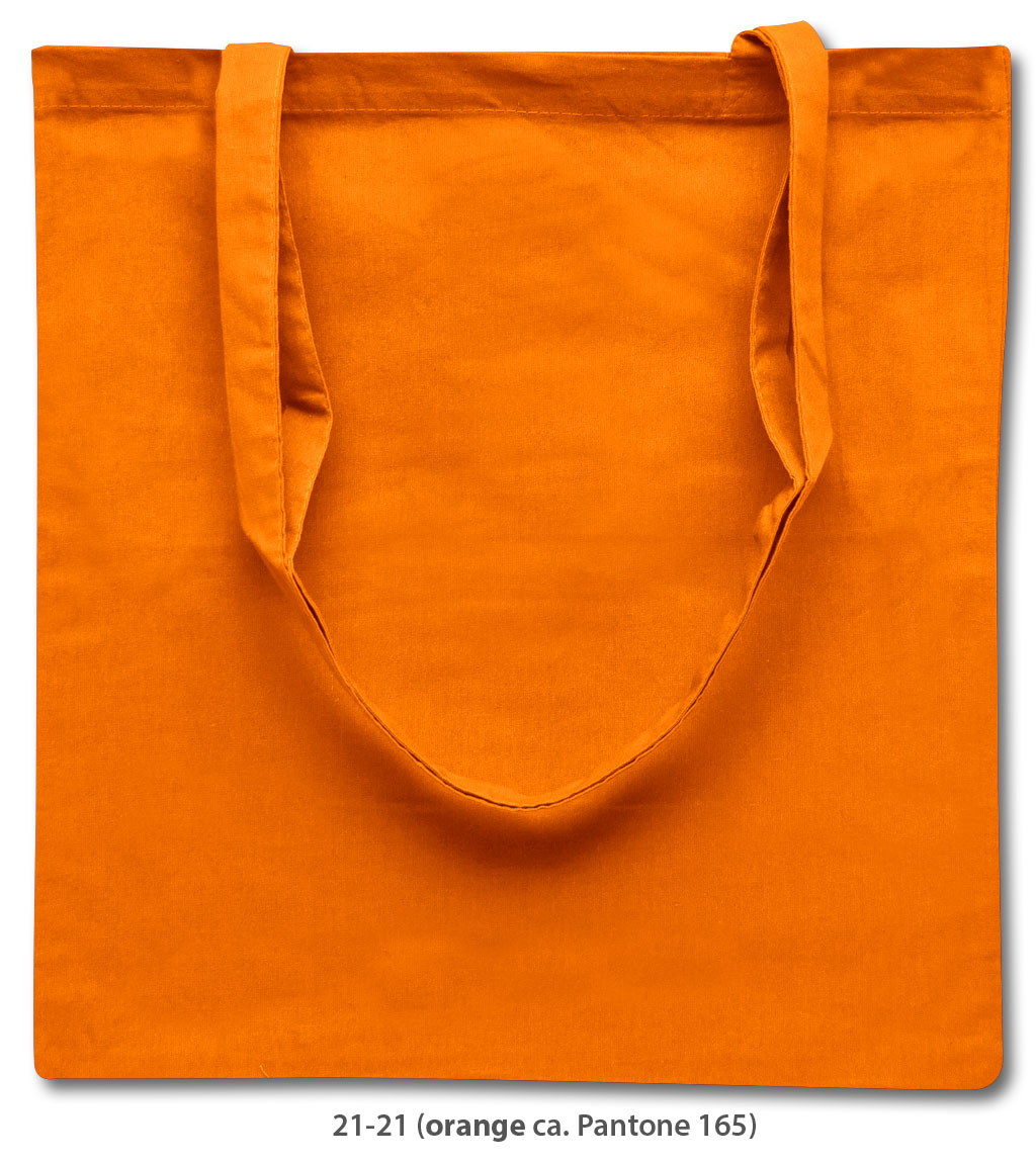 Baumwolltasche Riad in orange