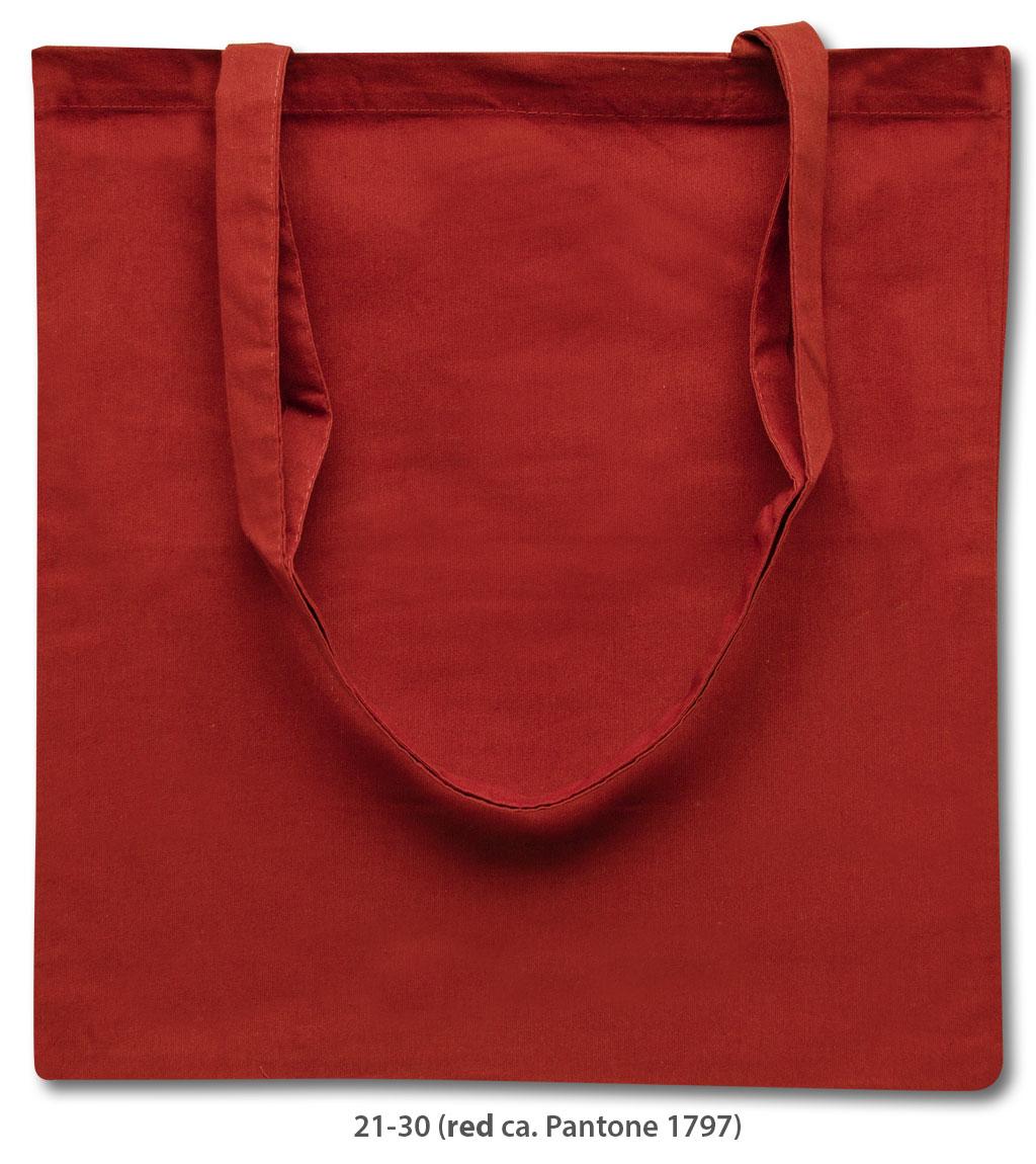 Baumwolltasche Riad in rot
