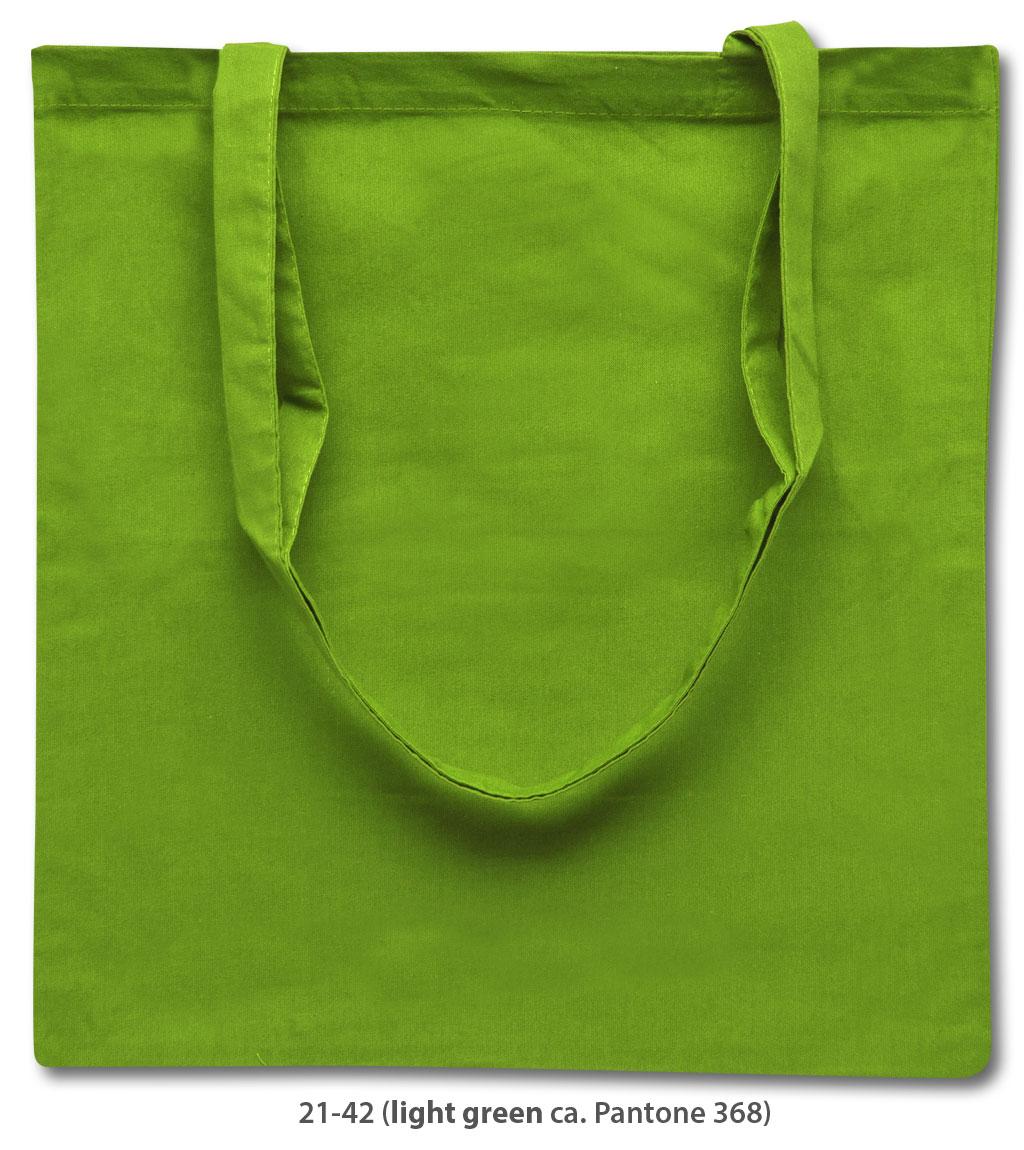 Baumwolltasche Riad in hellgrün