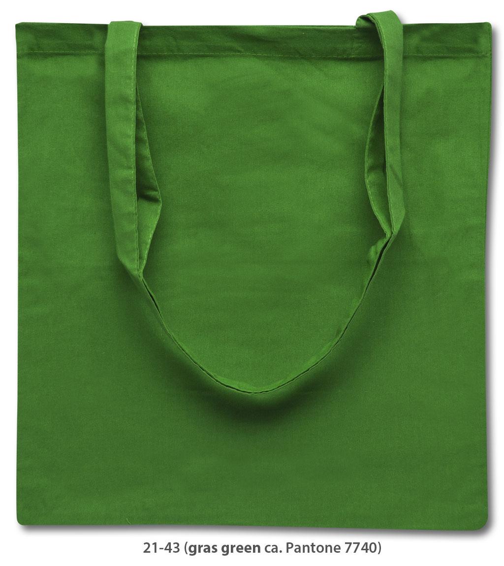 Baumwolltasche Riad in grün