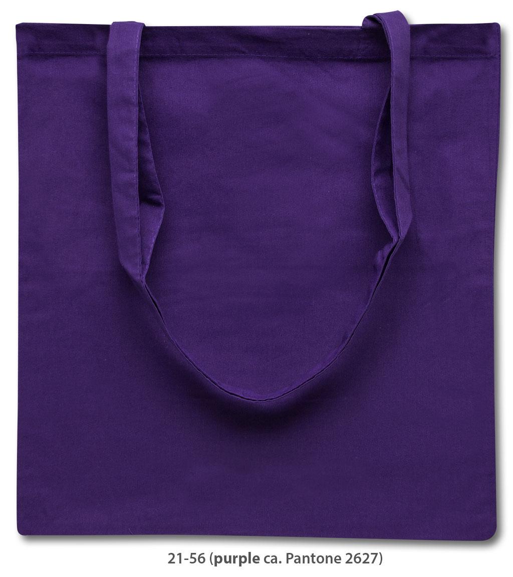 Baumwolltasche Riad in violett