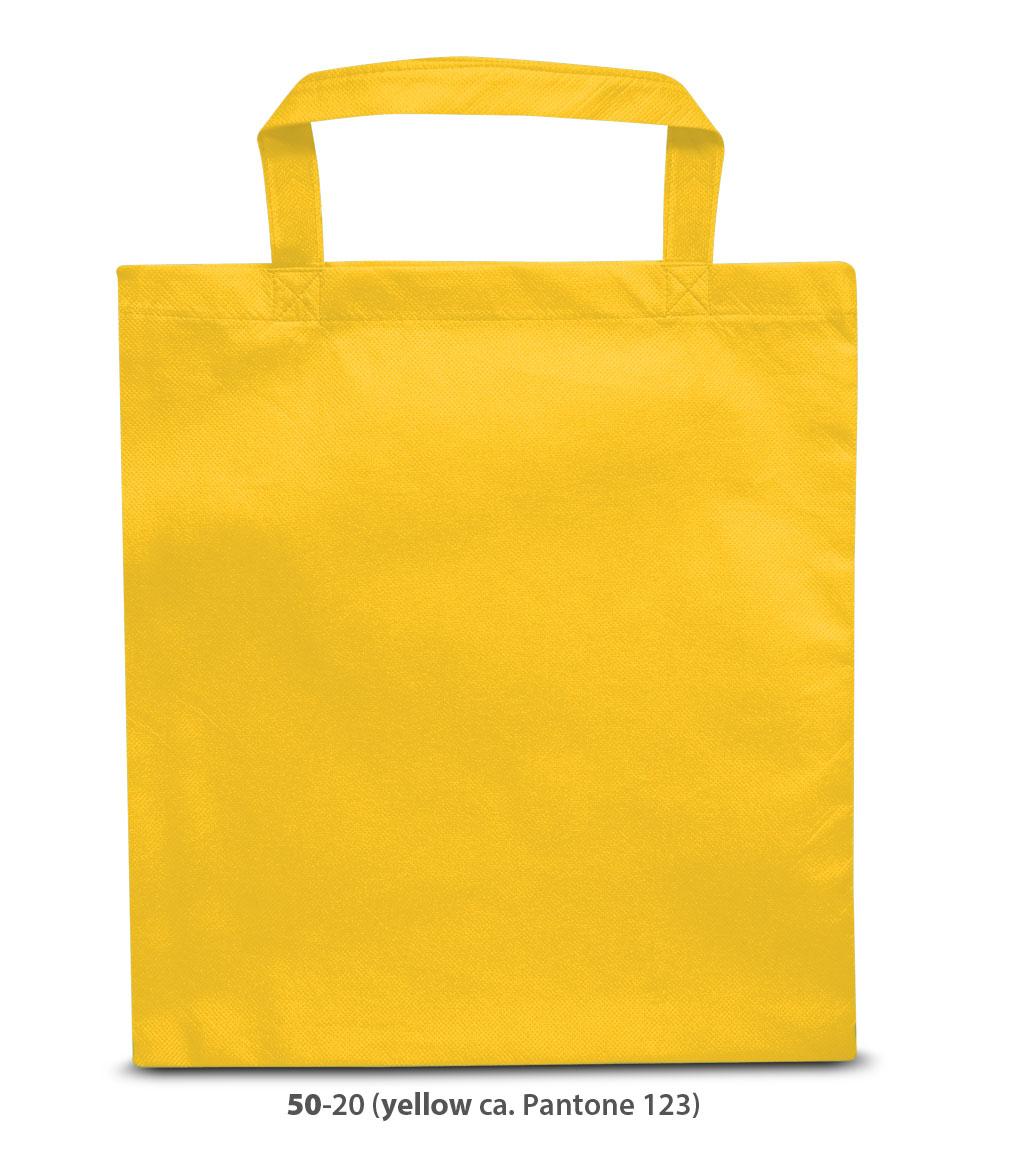 Non-Woven Tasche Wien in gelb