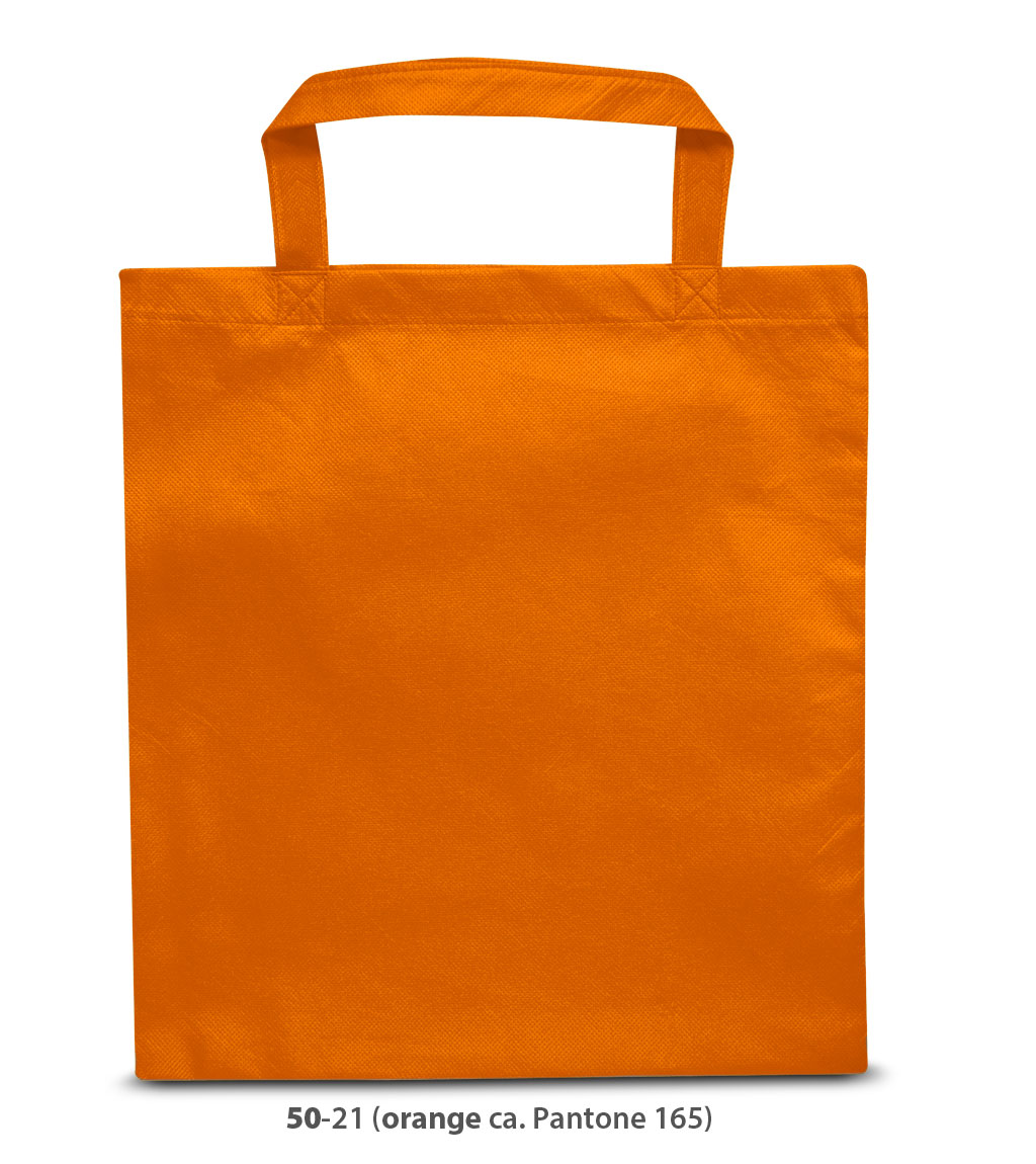 Non-Woven Tasche Wien in orange