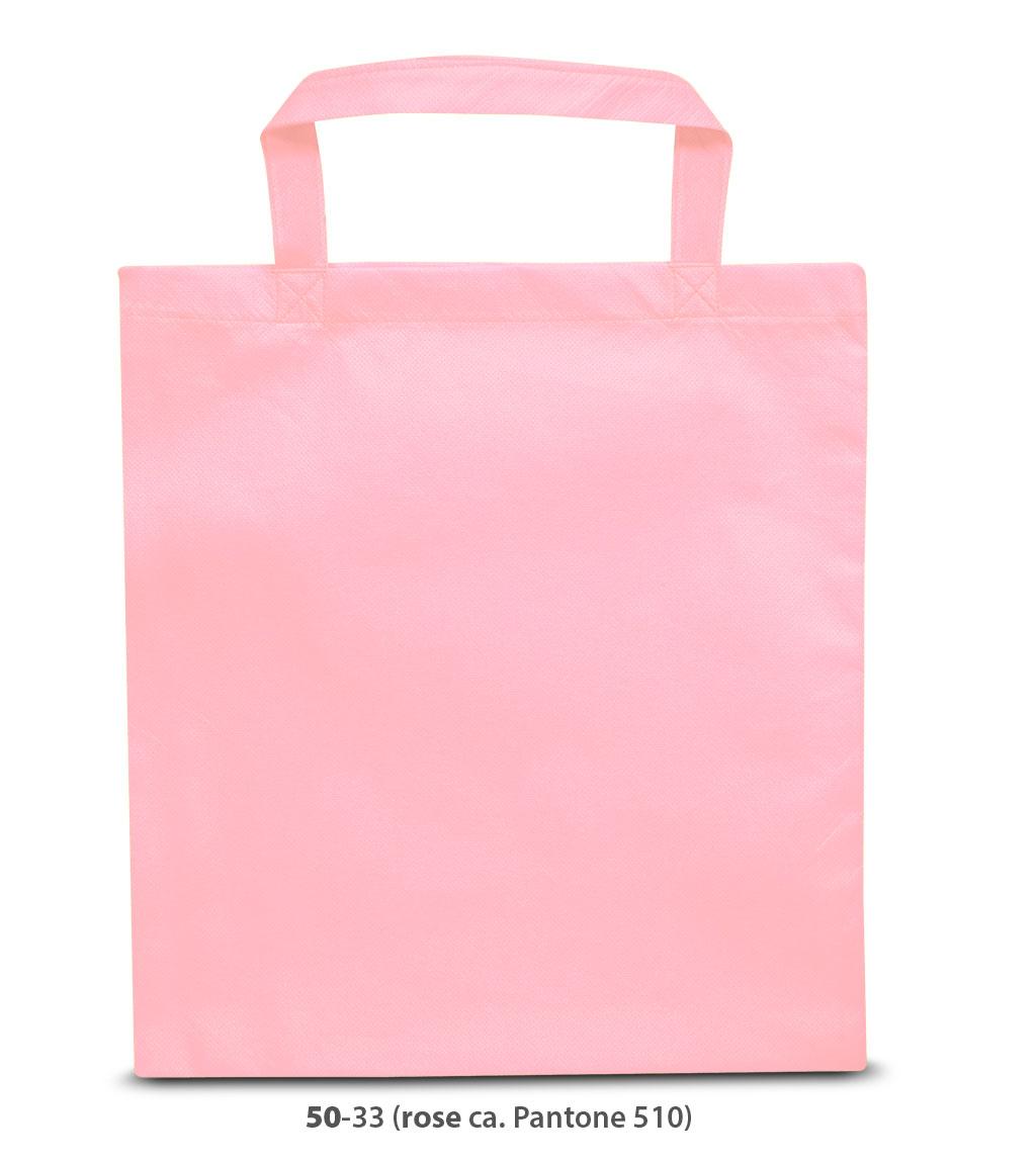Non-Woven Tasche Wien in rosa
