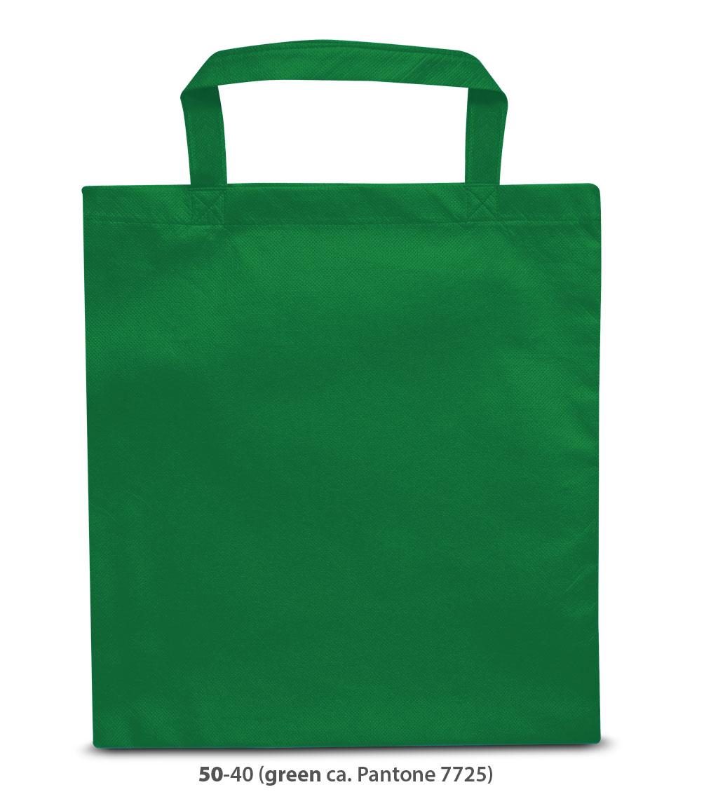Non-Woven Tasche Wien in grün