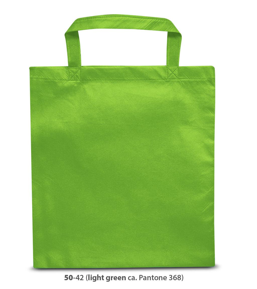 Non-Woven Tasche Wien in hellgrün