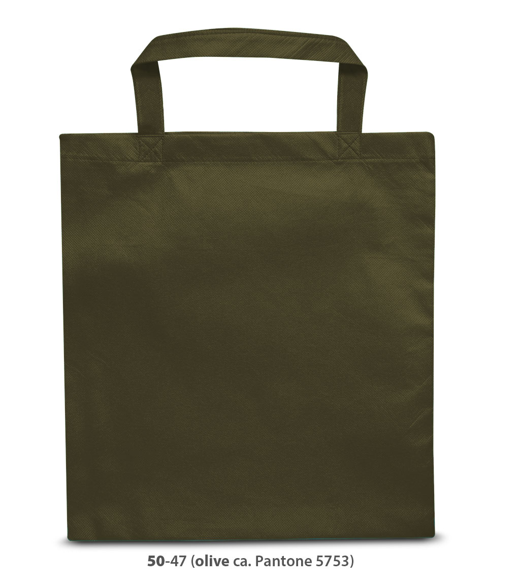 Non-Woven Tasche Wien in Olive