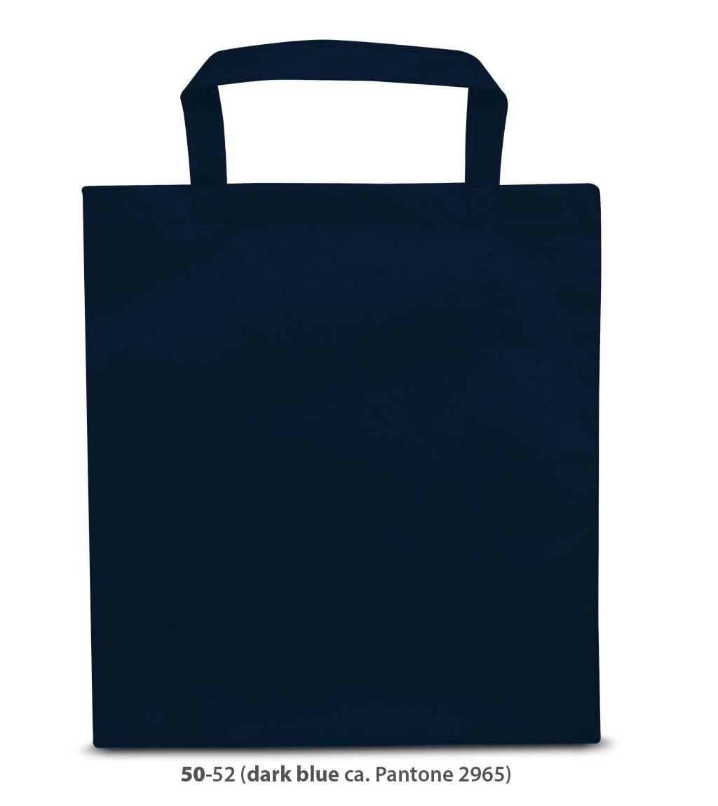 Non-Woven Tasche Wien in dunkelblau