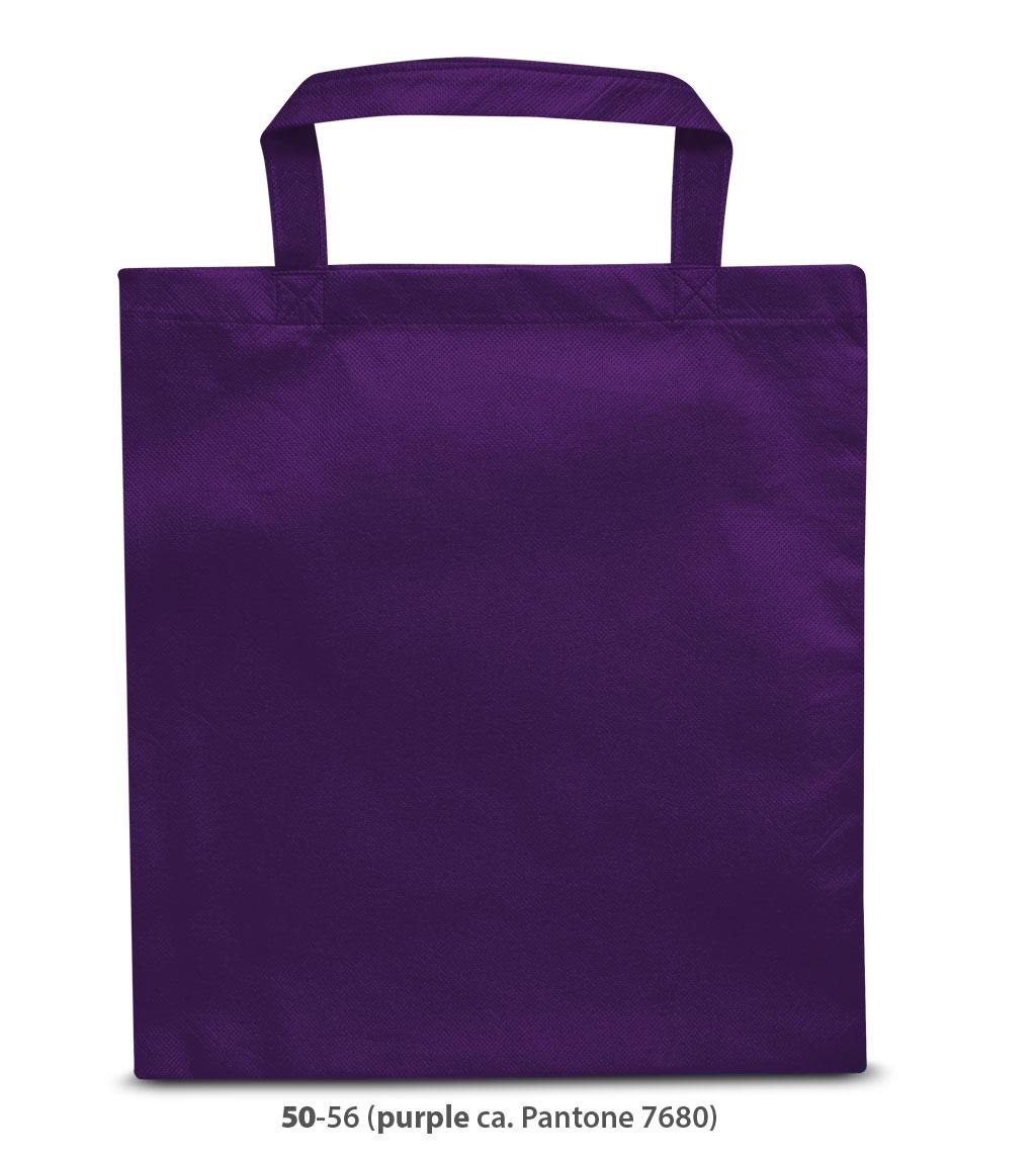 Non-Woven Tasche Wien in violett