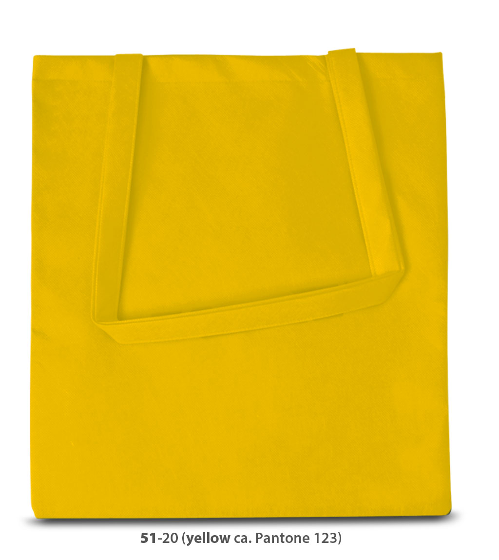 Non-Woven Tasche Munich in gelb