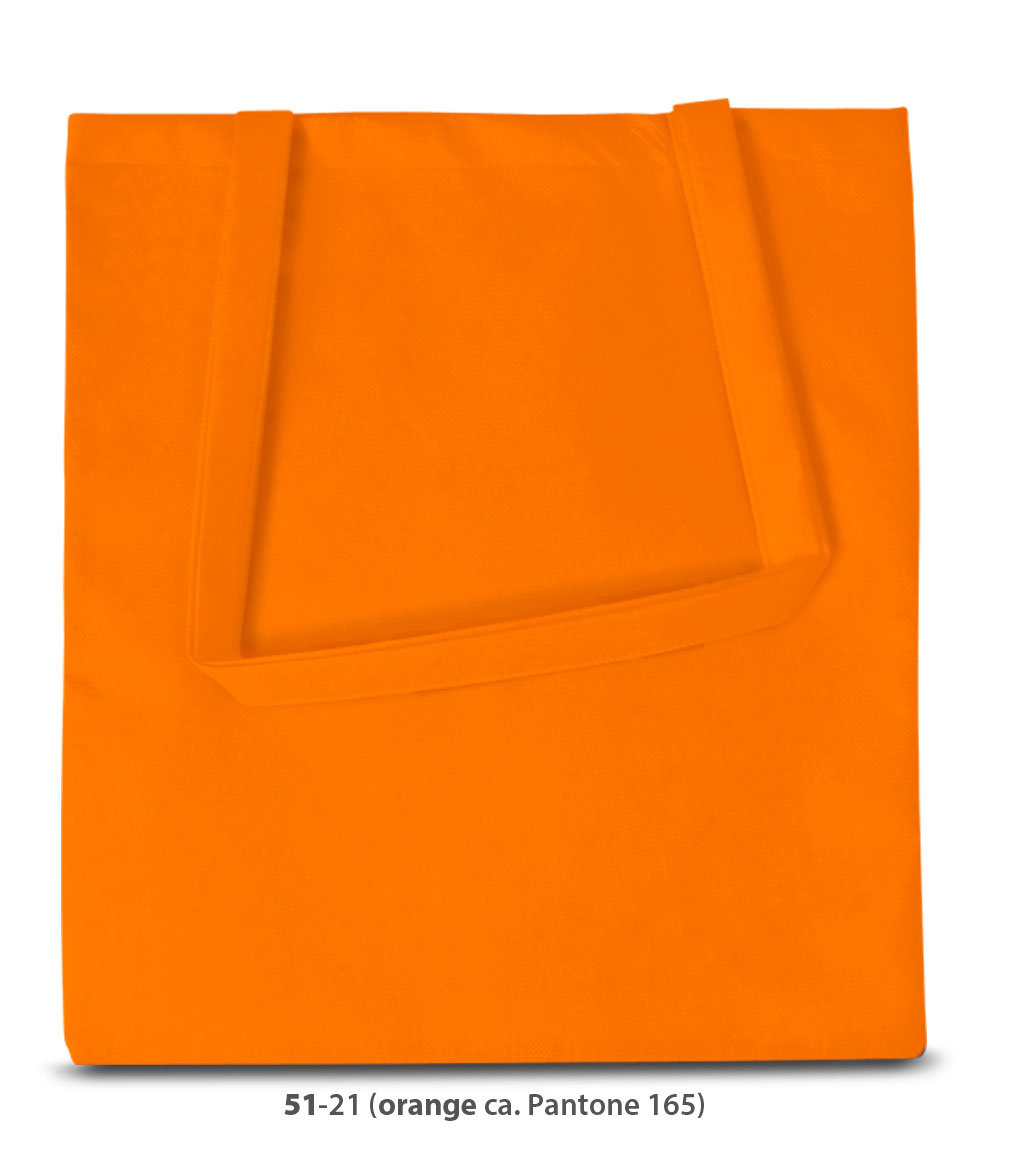 Non-Woven Tasche Munich in orange