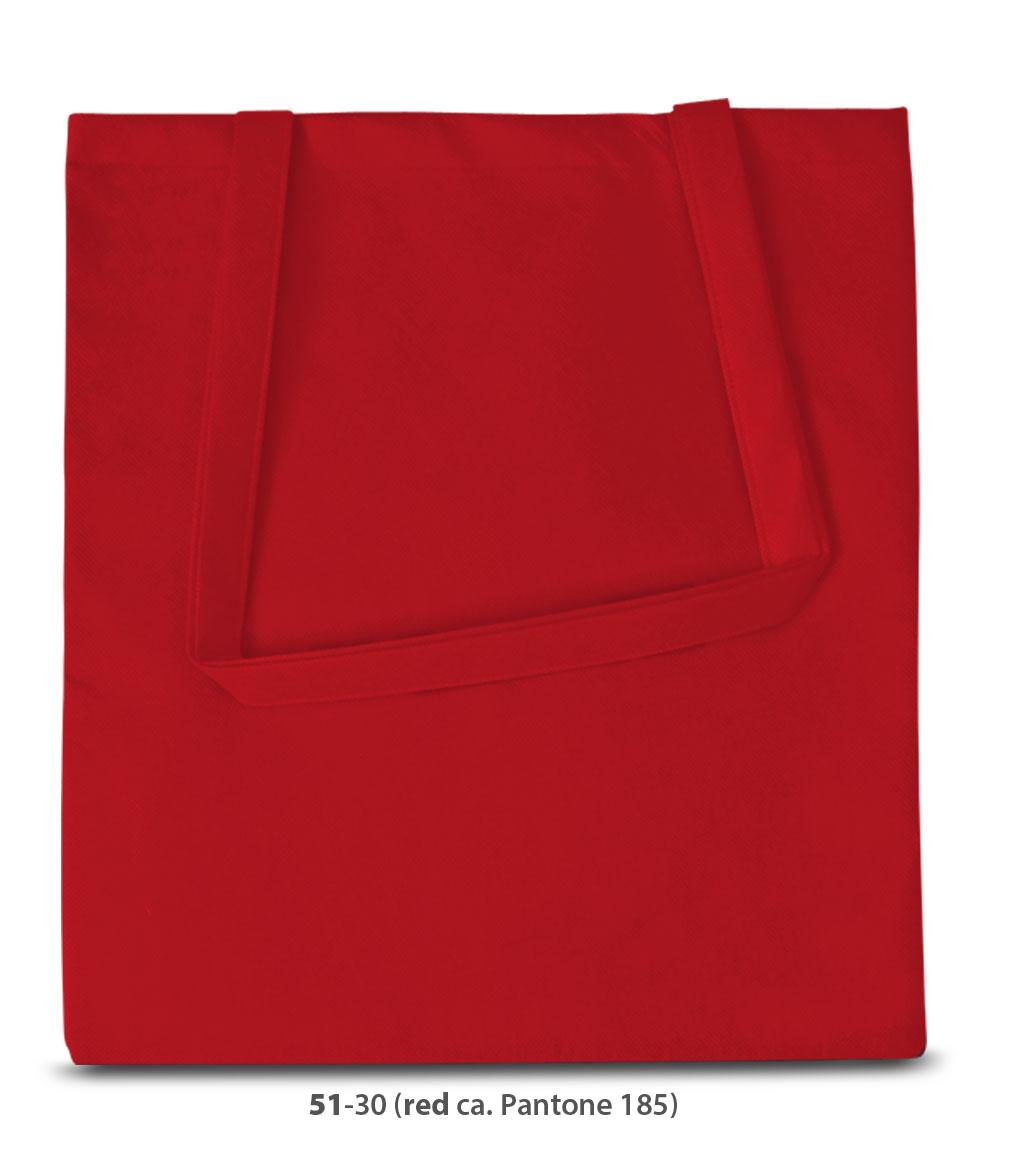 Non-Woven Tasche Munich in rot
