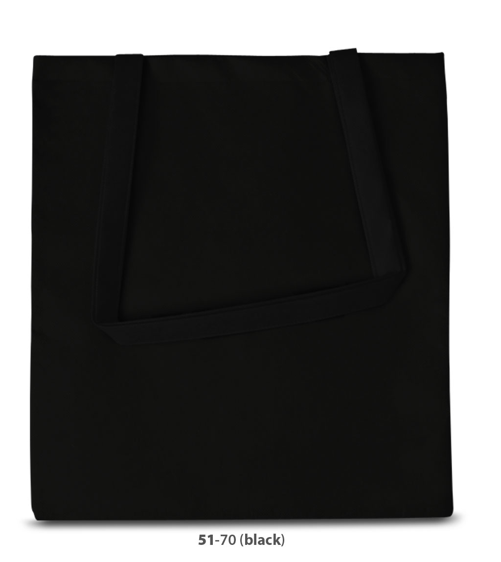 Non-Woven Tasche Munich in schwarz