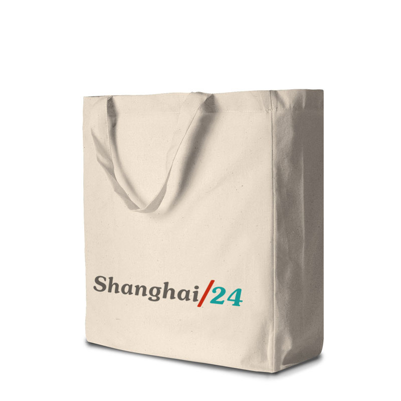 Baumwolltasche Shanghai in natur